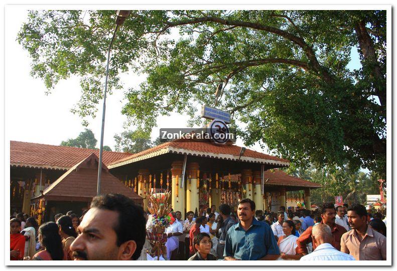 Chettikulangara kumbha bharani photos 4