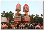 Kettukazhcha at chettikulangara temple 1