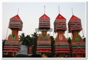 Kettukazhcha at chettikulangara temple 9
