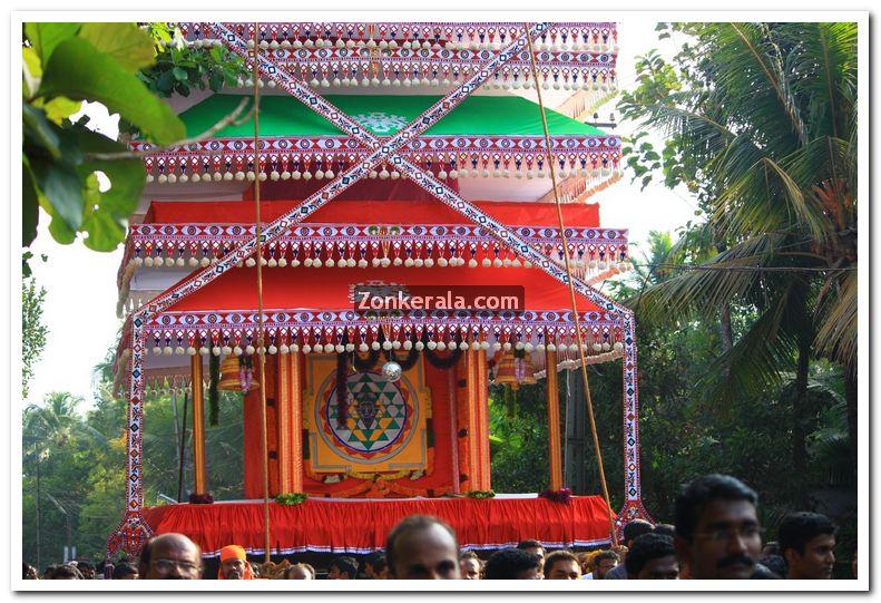 Kuthira kettukazhcha procession 2