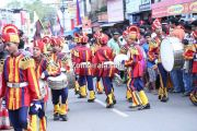 Nehru trophy 2014 samskarika ghosha yatra band set