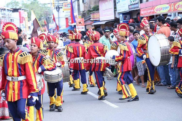Nehru trophy 2014 samskarika ghosha yatra band set