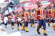 Nehru trophy boat race 2014 ghosha yatra band set
