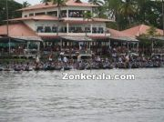 Boat race action