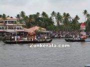 Nehru trophy boat race floats