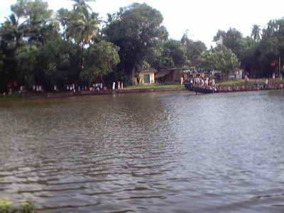 Onam boat race 1