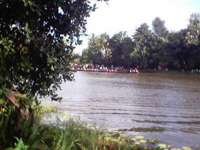 Onam boat race 6