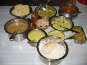 Onam sadya photo