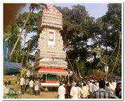 Puttingal temple meena bharani 2