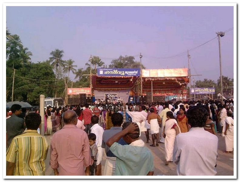 Puttingal temple meena bharani photo 1