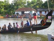Anari boat during payippad race