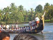 Payippad boat race still