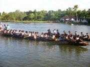 Snake boats
