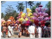 Perunna Subramanya Temple Kavadi