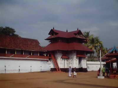 Tripunithura temple 14