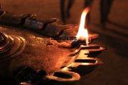 Temple lamps tripunithura temple 1 233