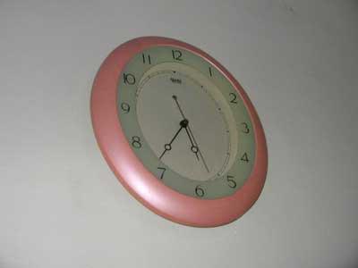 Clock 3270