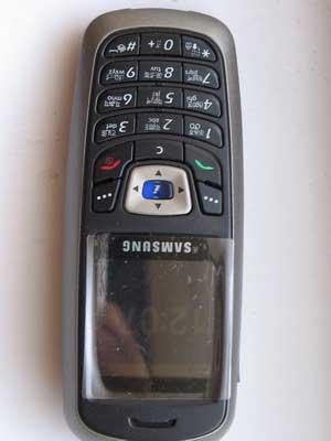 Mobile phone 0997