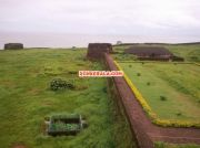 Bekal fort buildings