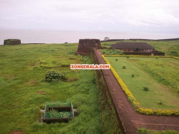 Bekal fort buildings