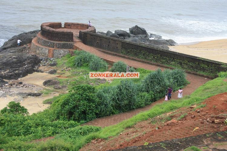 Sea from bekal fort kasargod 7