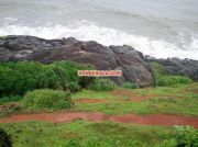 Sea from bekal fort