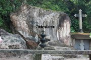 Entrance to edakkal caves wayanad 540