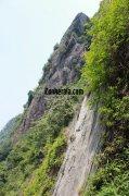 Huge rocks of edakkal caves 495