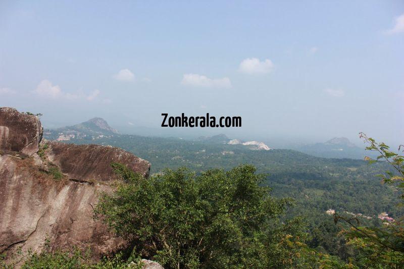 Scene from edakkal caves top 981