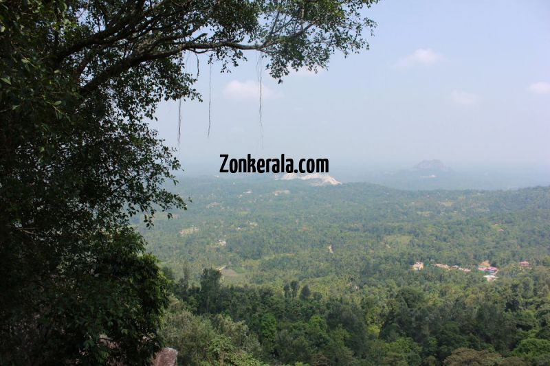 Scenery from edakkal caves top 762