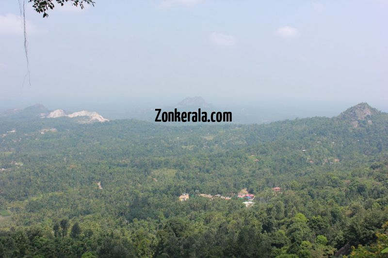 Scenery from top of edakkal caves 9