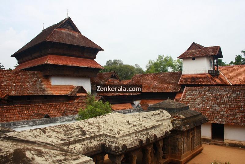 Padmanabhapuram palace buildings 5