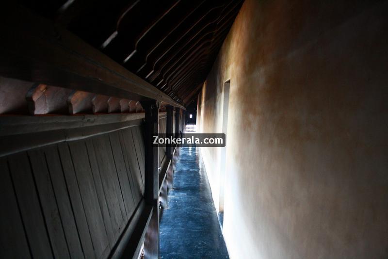 Padmanabhapuram palace buildings 9