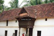 Padmanabhapuram palace front 2