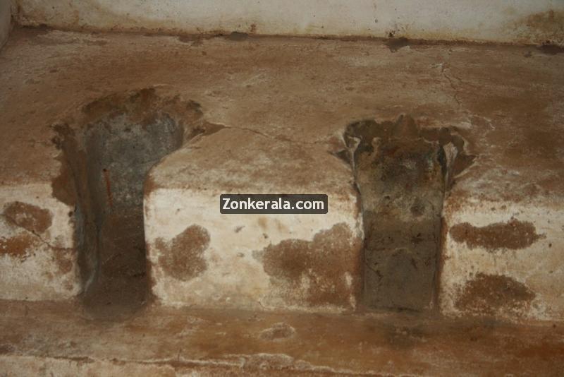 Padmanabhapuram palace kitchen 1