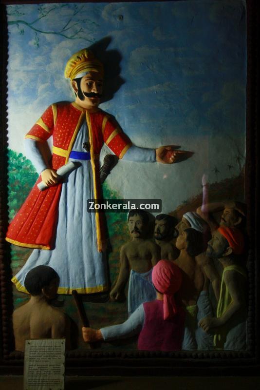 Padmanabhapuram palace museum 29