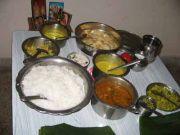 Kerala feast 2916