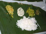 Kerala feast 2921