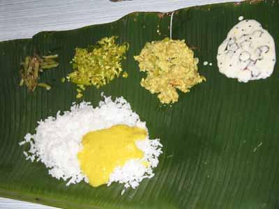 Kerala feast 2922