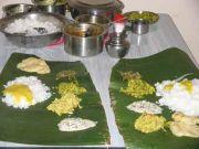 Kerala feast 2923