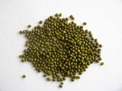 Green dry beans 3248