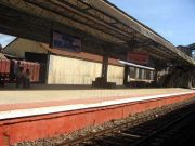 Belgaum railway station 667