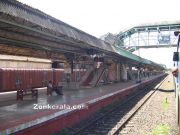 Belgaum railway station still 3