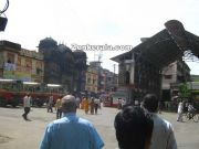 Kolhapur bus stand