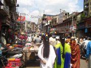 Kolhapur market places