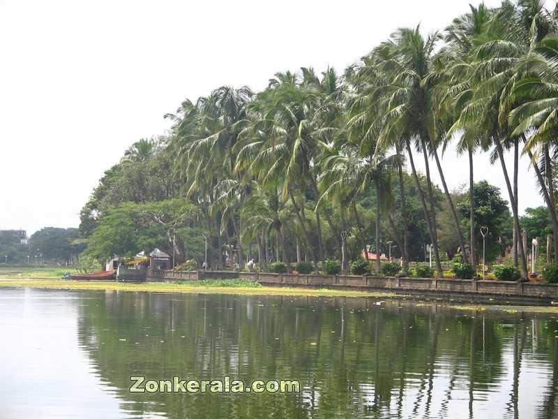 River near park 1