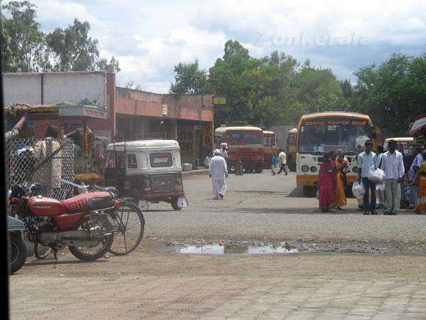 State transport busstand 65
