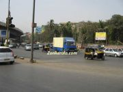 Western express way mumbai
