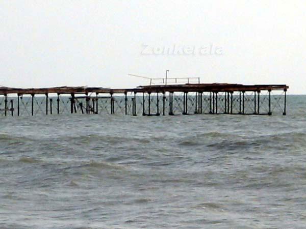 Sea bridge 6162