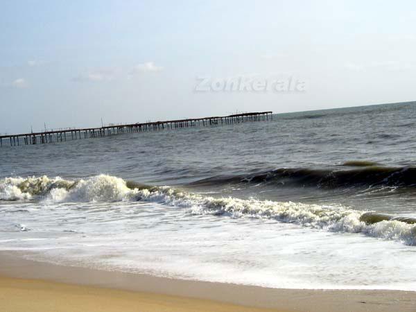 Sea bridge 6187